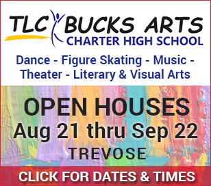 TLC BUCKS ARTS CHARTER HIGH SCHOOL OPEN HOUSE/INFORMATION SESSION in TLC Bucks Arts Charter High School