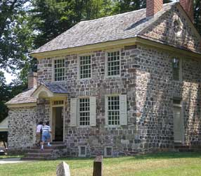 Washington Headquarters in Valley Forge, Montgomery County, PA