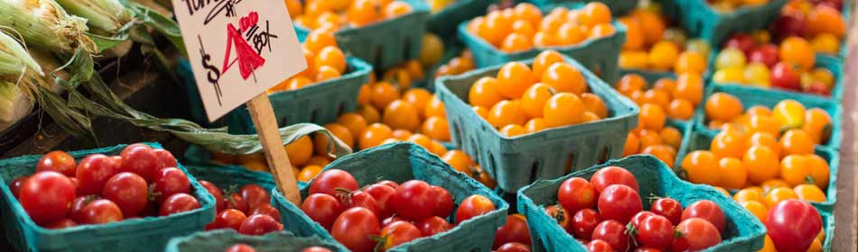 Farmers Markets, Farm Fresh Produce, Baked Goods, Honey in the Montgomery County, PA area